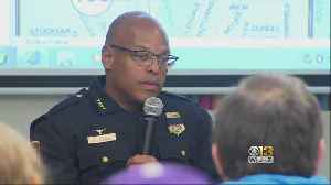 Reports: Fort Worth Chief Offered Baltimore's Top Cop [Video]