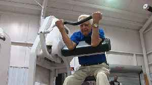 99-Year-Old Golfer Shows No Signs of Slowing Down [Video]