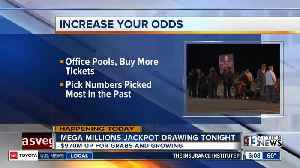 Lotto fever: Dozens line up at Primm for lotto tickets
