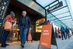 Amazon to Open 'Go' Store in San Francisco [Video]