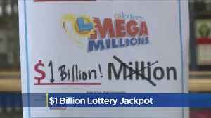 Mega Millions Reaches $1B: Enough To Buy All Single-Family Homes Listed In Sacramento [Video]