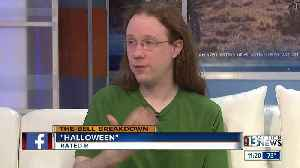 Josh Bell Hate U Give and Halloween [Video]
