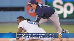 How Concerned Should MLB Be About Declining LCS Ratings? [Video]