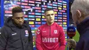 Boro go top of Championship [Video]