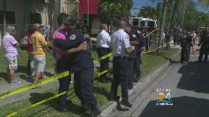 South Florida First Responders Return From Panhandle [Video]