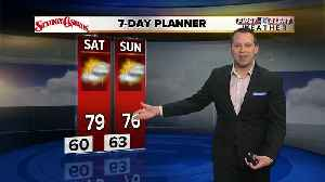 13 First Alert Weather for Oct. 19 [Video]
