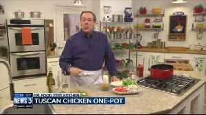 Mr. Food: Tuscan One-Pot [Video]