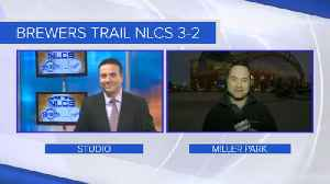 Brewers NLCS: Bryan McLoone reports from Milwaukee ahead of must win Game 6 on Friday [Video]