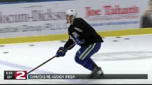 Canucks assign Biega to the Comets [Video]