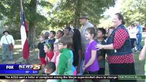 Beauvoir's Fall Muster: Living History Lesson [Video]