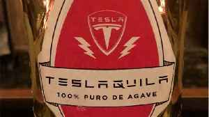 Tesla Has Officially Filed To Trademark Elon Musk's 'Teslaquila' [Video]