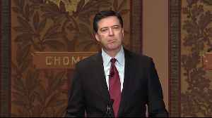 Comey Says Trump Is 'Dimming' The Light Of American Democracy [Video]
