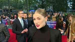 A Private War: Rosamund Pike deeply affected by role [Video]