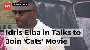 Idris Elba Might Have Found His Next Movie [Video]