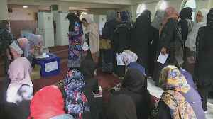 Violence plagues Afghan parliamentary elections [Video]