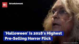'Halloween' Is A Box Office Blockbuster [Video]