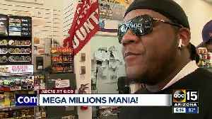 Mega Millions jackpot is now 2nd largest in US history at $1 billion