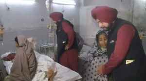Amritsar Train Dussehra Tragedy: Navjot Singh Sidhu meets victims at Hospital | Oneindia News [Video]