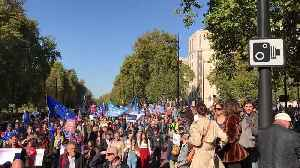 Protesters Demand Referendum on Final Brexit Deal [Video]