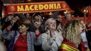Greek Prime Minister Welcomes Macedonia Name-Change Vote [Video]