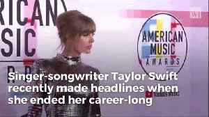 Taylor Swift's High-Profile Democrat Endorsement Seems To Have Backfired [Video]