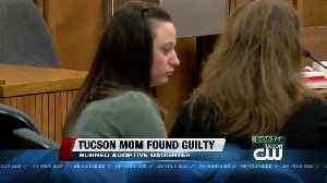 Mother found guilty of reckless harm towards child [Video]