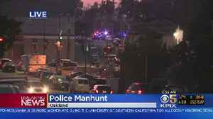 Police Launch Early Morning Suspect Search In Oakland Neighborhood [Video]