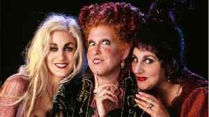 Bette Midler Will Be In 'Hocus Pocus' Reunion Special