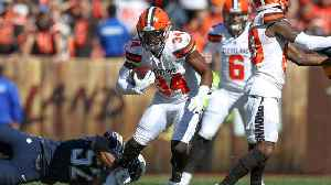 Browns Trade RB Carlos Hyde to Jaguars for Fifth-Round Pick [Video]
