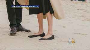 SF Shoe Startup Struggles to Meet Demand After Megan Markle Seen Wearing Their Wares [Video]