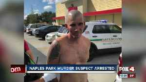 Accused killer who dumped body in Naples arrested [Video]