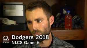 Chris Taylor on how the Dodgers will approach Game 7 [Video]