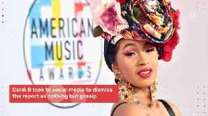 Cardi B Doesn't Like Fake News Either [Video]