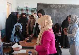 Afghans Vote in Parliamentary Elections Amid Reports of Violence [Video]