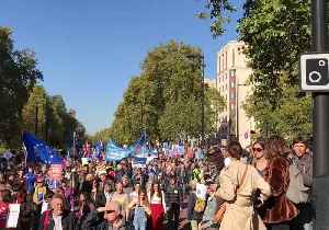 News video: Protesters Demand Referendum on Final Brexit Deal