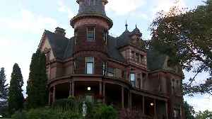 Inside Look at Henderson Castle: One of the Most Haunted Places in America [Video]