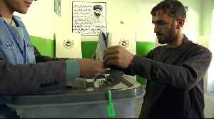 Deadly suicide bomber strikes polling station in Afghan capital [Video]