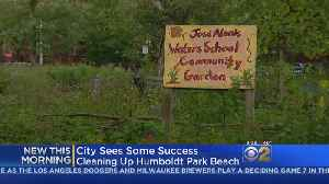 Lincoln Square Elementary School Garden Will Not Be Destroyed [Video]
