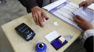 Afghan Voters Brave Attacks, Delays On Election Day [Video]
