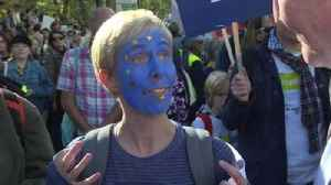 Hundreds of thousands attend Brexit march in London [Video]