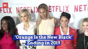 News video: 'Orange Is The New Black' Is Nearing The End