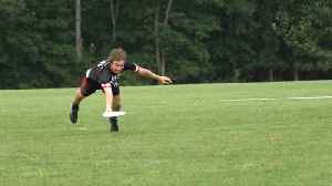 Ultimate Frisbee Is Going Mainstream [Video]
