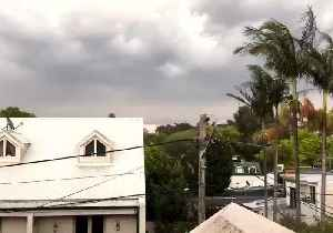 Timelapse Shows Storm Clouds Roll Into Sydney [Video]