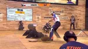 Australia's O'Toole wins Timbersports world championship [Video]