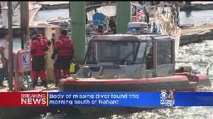 WATCH WBZ Update: Body Of Missing Diver Found; Chris Sale Belly-Button Ring; Mega Millions Jackpot Grows [Video]