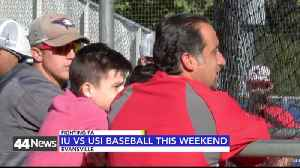 IU, USI Baseball to Face Off and Fight Friedreich Ataxi [Video]
