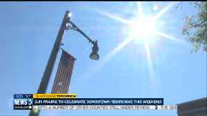 Sun Prairie to celebrate downtown reopening this weekend [Video]
