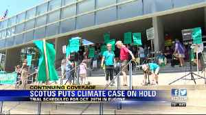 U.S. Supreme Court temporarily halts Eugene youth climate trial [Video]