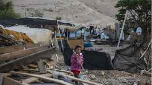 West Bank Bedouin Village Eviction Is Stayed [Video]