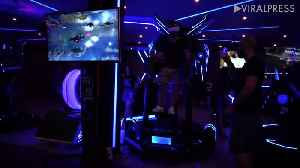 This Virtual Reality Arcade Looks Awesome [Video]